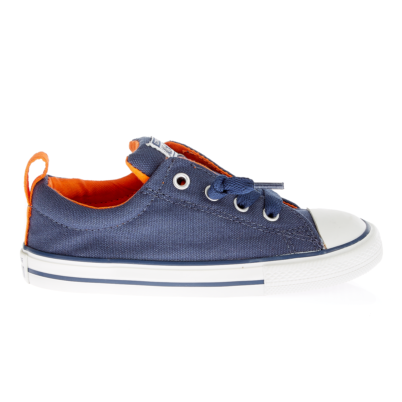 CONVERSE – Βρεφικά παπούτσια Chuck Taylor μπλε