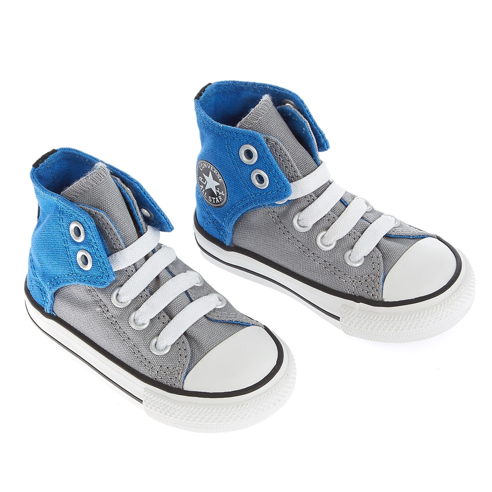 16aafd1fece CONVERSE - Βρεφικά παπούτσια Chuck Taylor γκρι, Βρεφικά αθλητικά παπούτσια,  ΠΑΙΔΙ | ΠΑΠΟΥΤΣΙΑ | ΒΡΕΦΙΚΑ