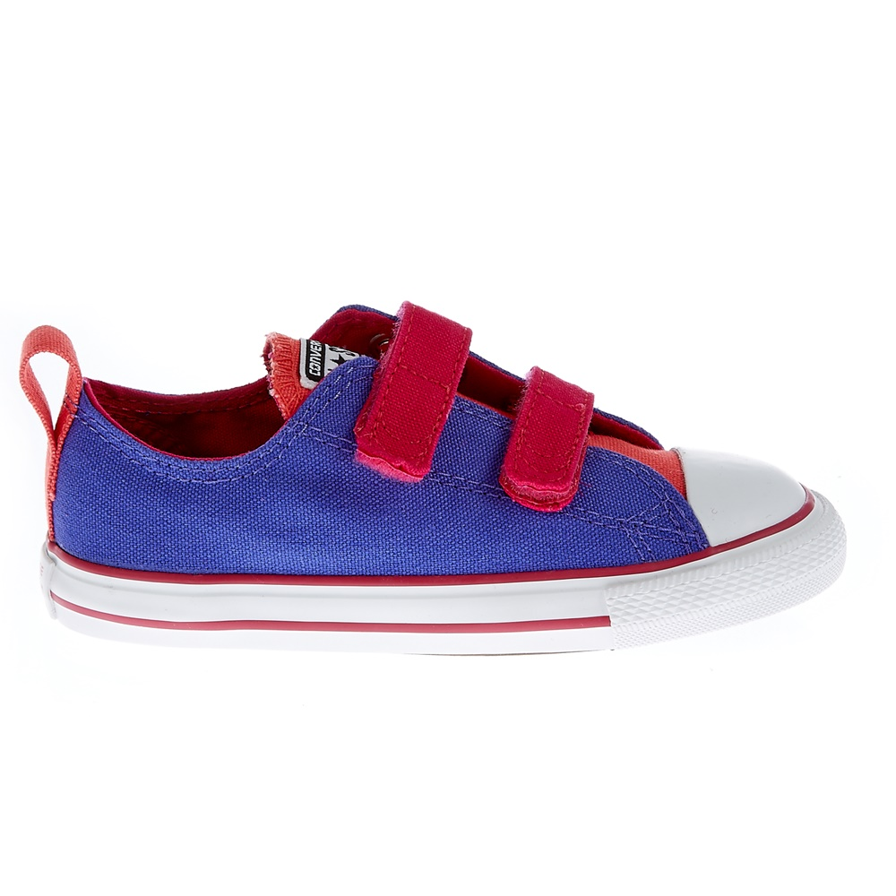 CONVERSE – Βρεφικά παπούτσια Chuck Taylor μπλε-μωβ