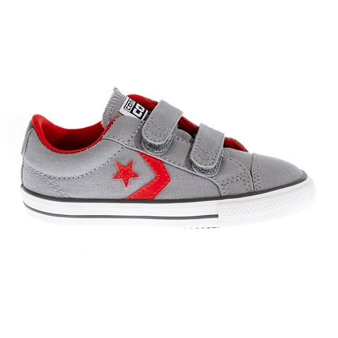 72c80840662 Βρεφικά παπούτσια Star Player γκρι - CONVERSE (1358537.0-8545) | Factory  Outlet