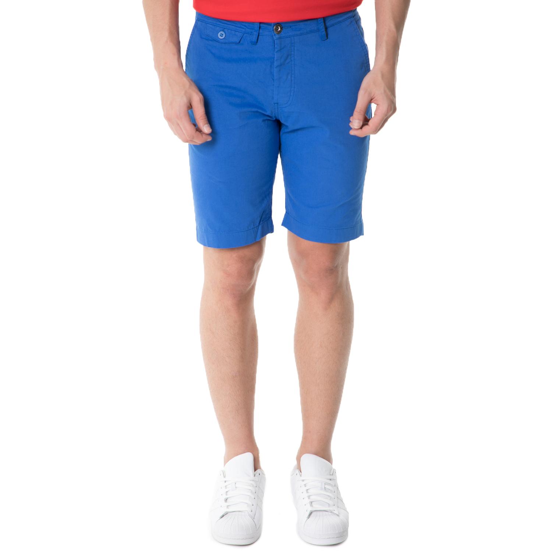 "HELLY HANSEN - Ανδρική βερμούδα Helly Hansen SHORTS 10"" μπλε ανδρικά ρούχα σορτς βερμούδες casual jean"