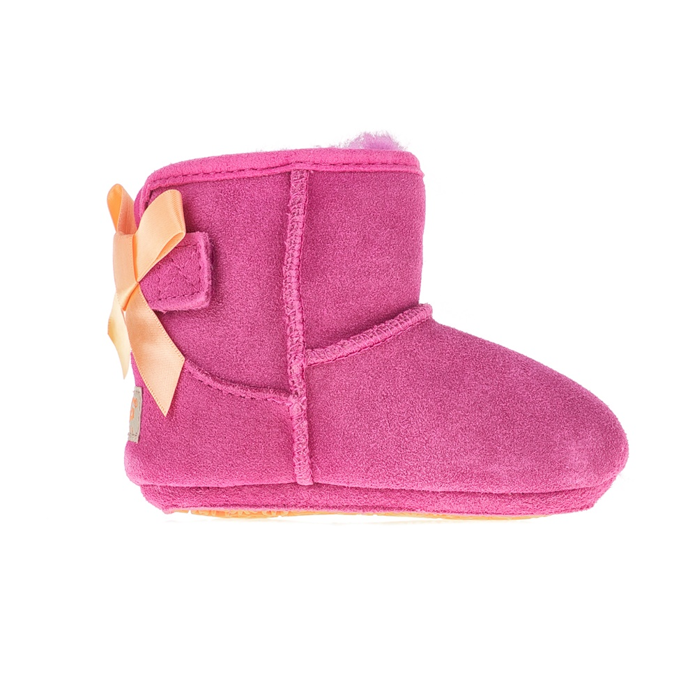 UGG – Βρεφικά μποτάκια JESSE BOW UGG AUSTRALIA ροζ