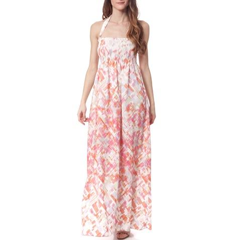 GAS-Γυναικείο φόρεμα Gas εκρού