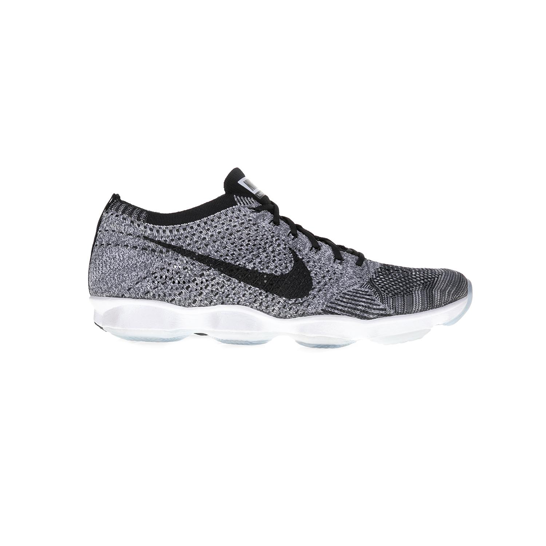 a65a4ab7b04 NIKE – Γυναικεία παπούτσια NIKE FLYKNIT ZOOM AGILITY γκρι