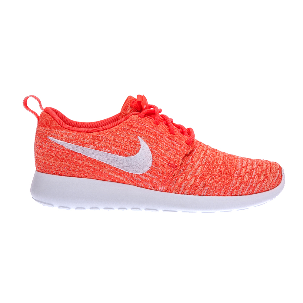 NIKE – Γυναικεία παπούτσια NIKE ROSHE ONE FLYKNIT πορτοκαλί