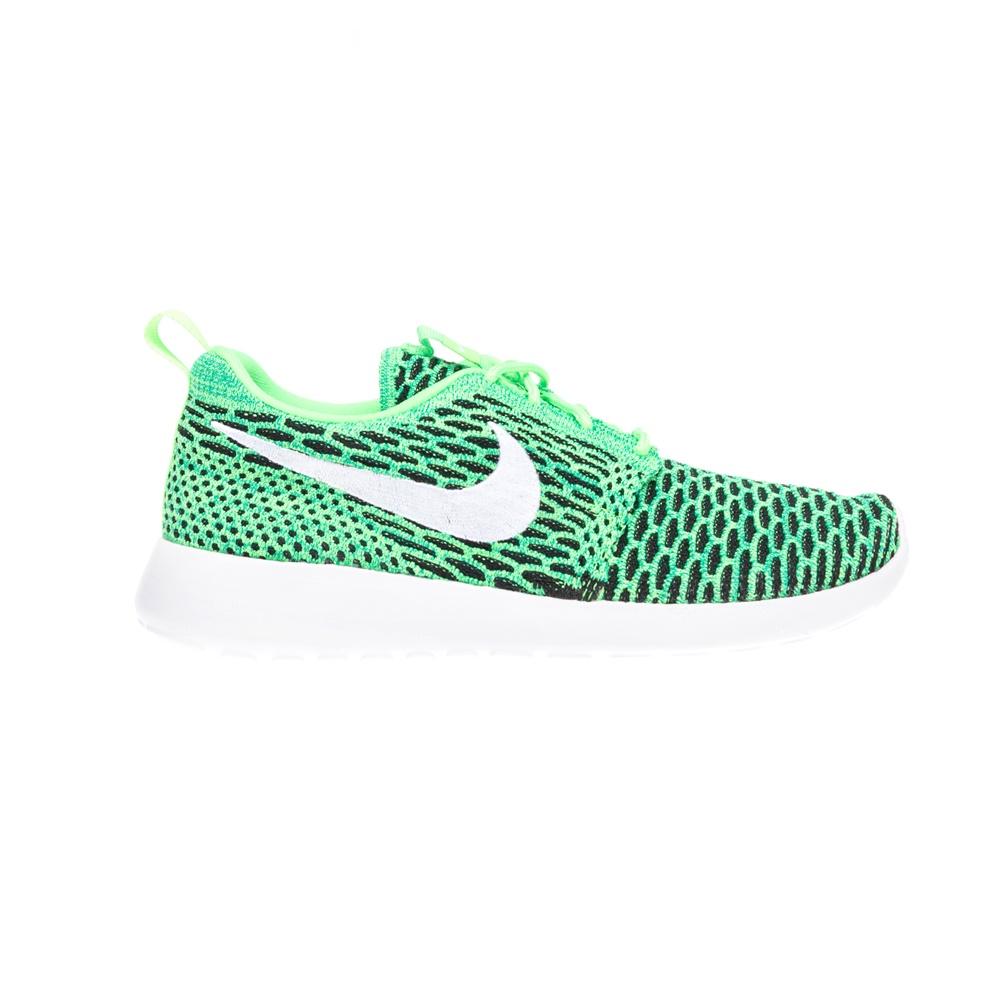 NIKE – Γυναικεία παπούτσια NIKE ROSHE ONE FLYKNIT πράσινα
