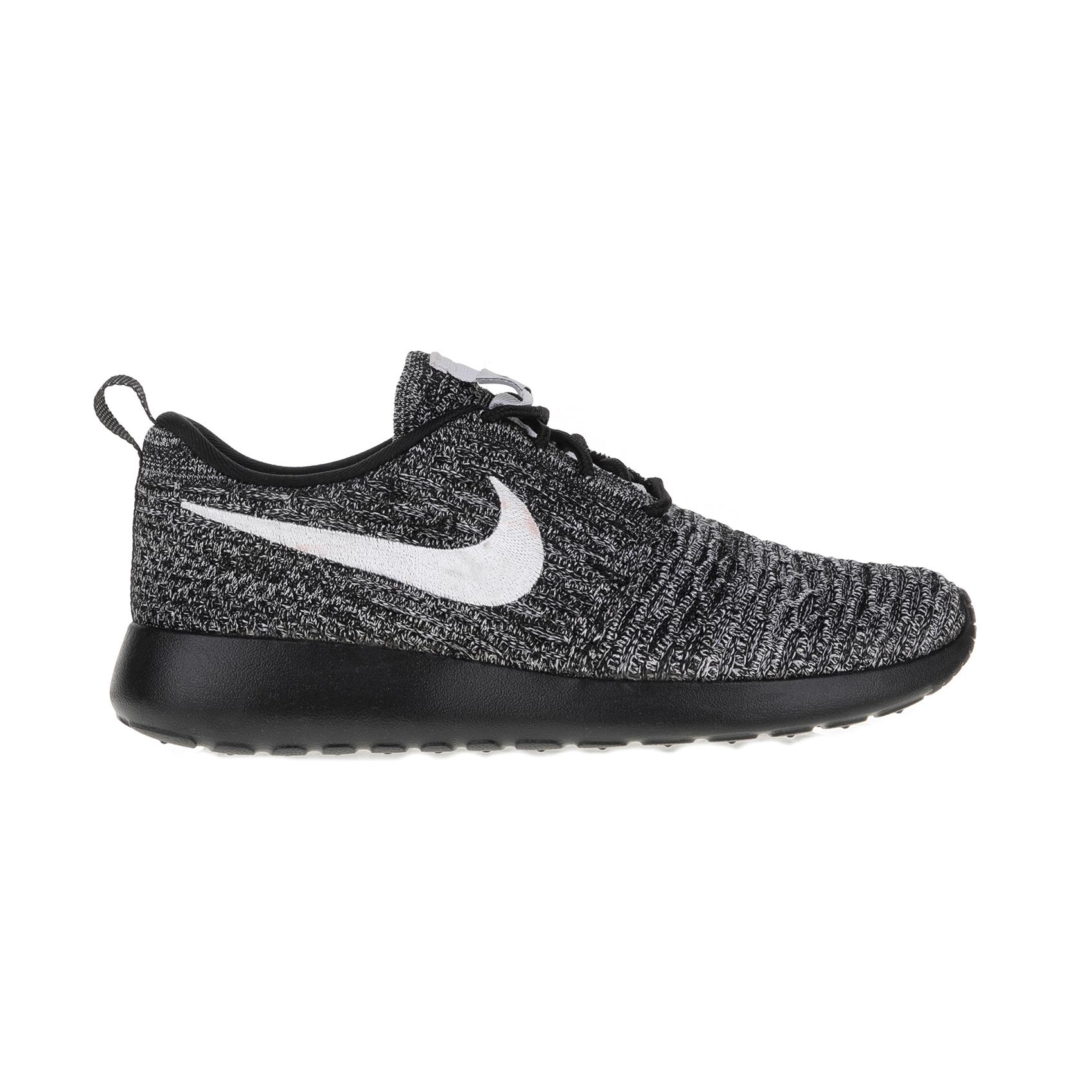 f67f61383748 NIKE - Γυναικεία αθλητικά παπούτσια Nike ROSHE ONE FLYKNIT μαύρα ...