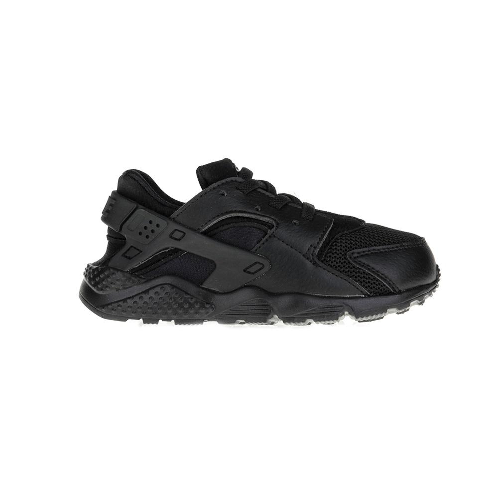 NIKE - Βρεφικά παπούτσια HUARACHE RUN NIKE μαύρα