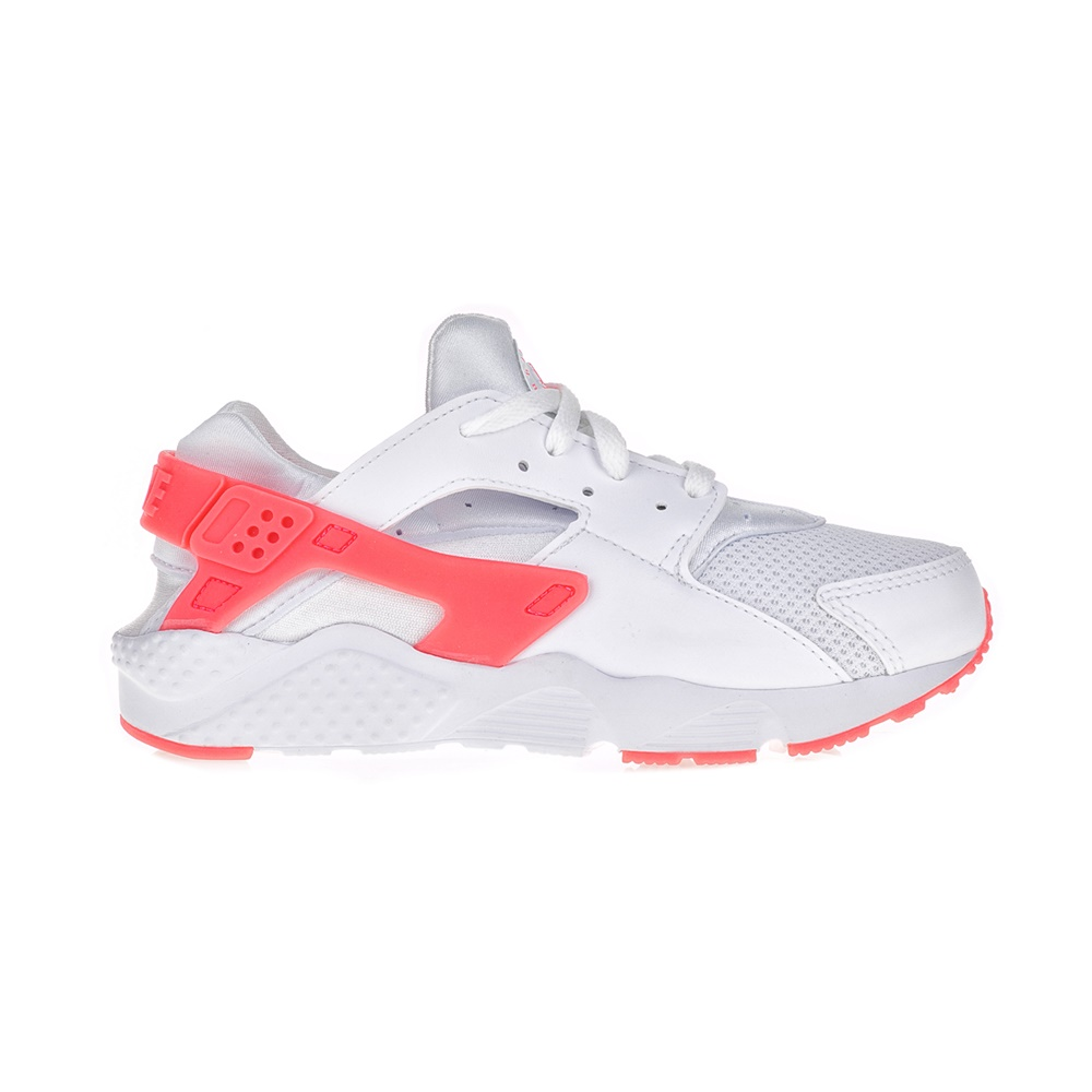 d27b80e6988 -30% Factory Outlet NIKE – Παιδικά αθλητικά παπούτσια NIKE HUARACHE RUN  (PS) λευκά – ροζ