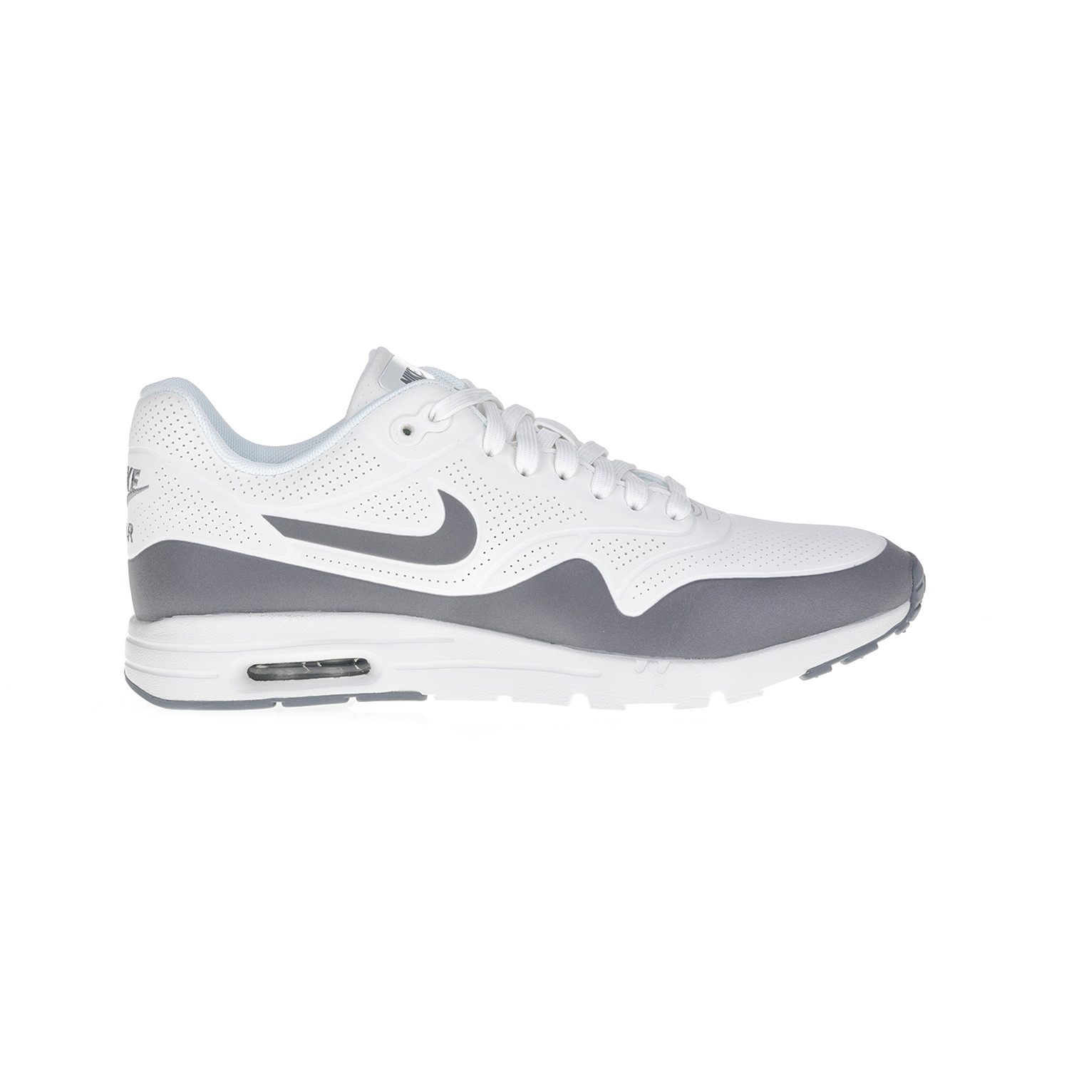 f3a54f35452 Factoryoutlet NIKE – Γυναικεία αθλητικά παπούτσια AIR MAX 1 ULTRA MOIRE  λευκά-γκρι