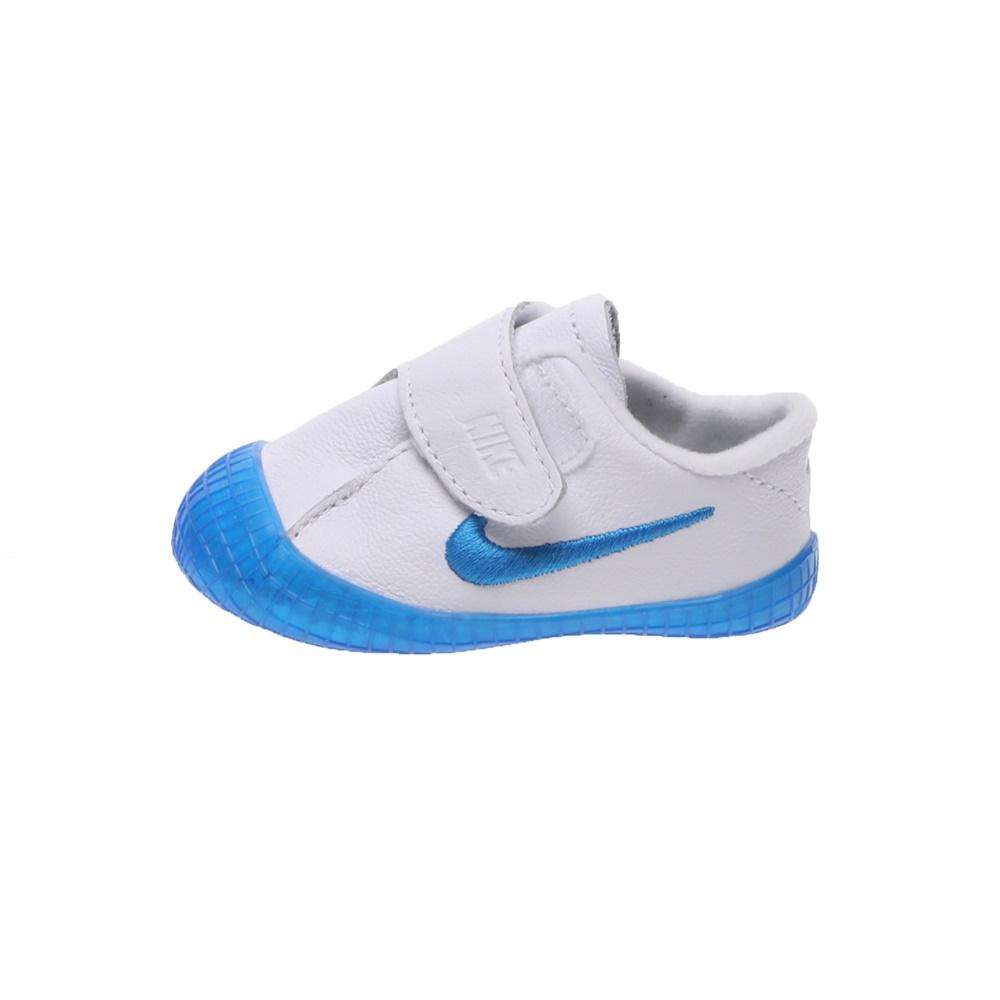 NIKE – Βρεφικά παπούτσια NIKE WAFFLE 1 (CBV) λευκά