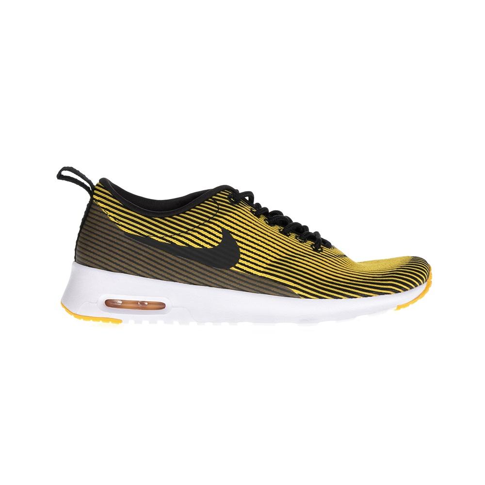 NIKE – Γυναικεία παπούτσια NIKE AIR MAX THEA KJCRD κίτρινα-μαύρα