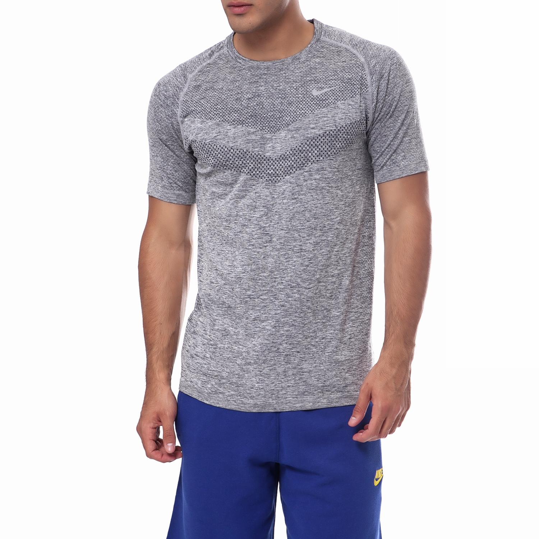 NIKE - Ανδρική μπλούζα Nike γκρι