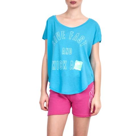 1fd9e0538f23 Γυναικεία μπλούζα Nike μπλε (1364800.1-9052)
