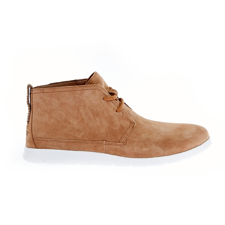 UGG - Ανδρικά μποτάκια Ugg Australia μπεζ ανδρικά παπούτσια μπότες μποτάκια μποτάκια