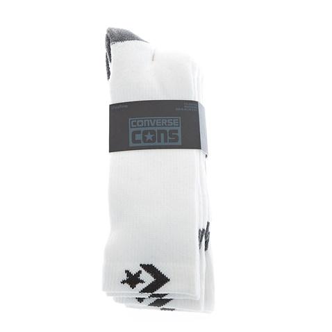 Ανδρικές κάλτσες Converse σετ λευκές (1366484.0-9171)  dfe2f3961bc