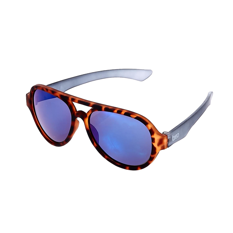 BREO - Unisex γυαλιά ηλίου FLIGHT MIRROR καφέ γυναικεία αξεσουάρ γυαλιά ηλίου