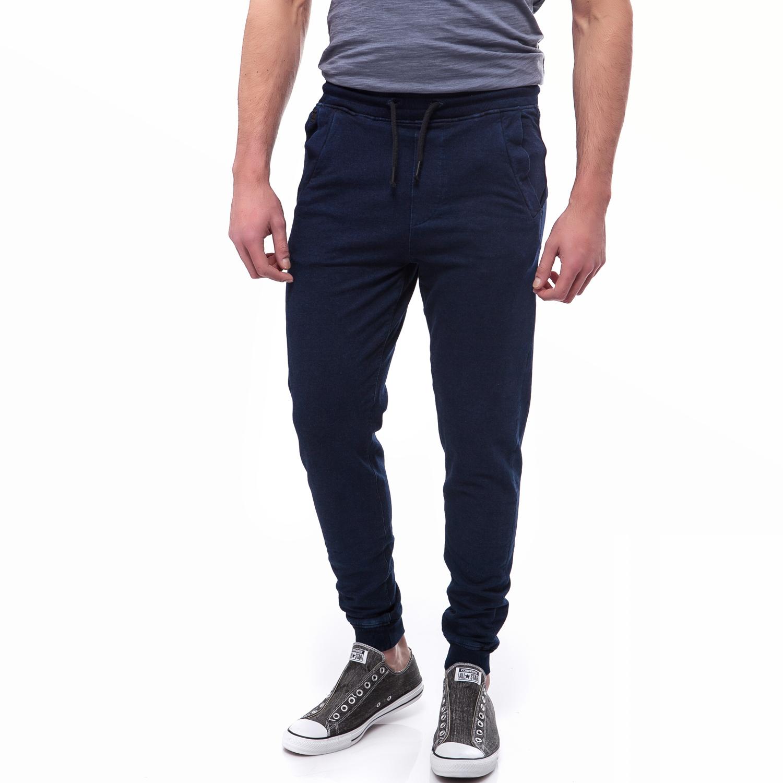 G-STAR RAW - Ανδρική φόρμα G-Star Raw μπλε ανδρικά ρούχα αθλητικά φόρμες