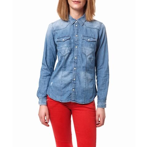 eee97e36cf83 Γυναικείο πουκάμισο G-Star Raw μπλε (1371199.0-00s2)