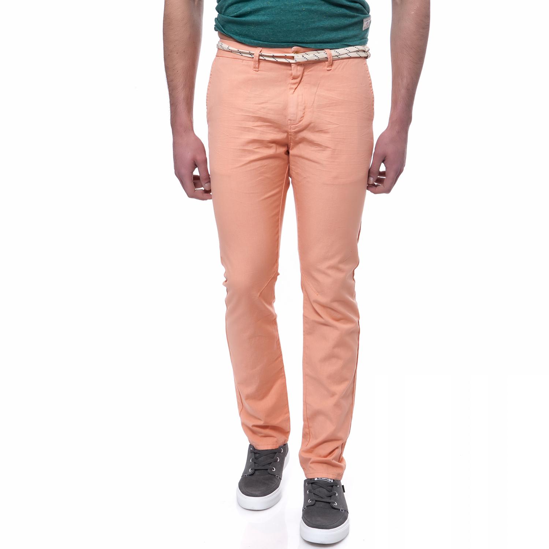 SCOTCH & SODA - Ανδρικό παντελόνι Scotch & Soda σομών ανδρικά ρούχα παντελόνια chinos