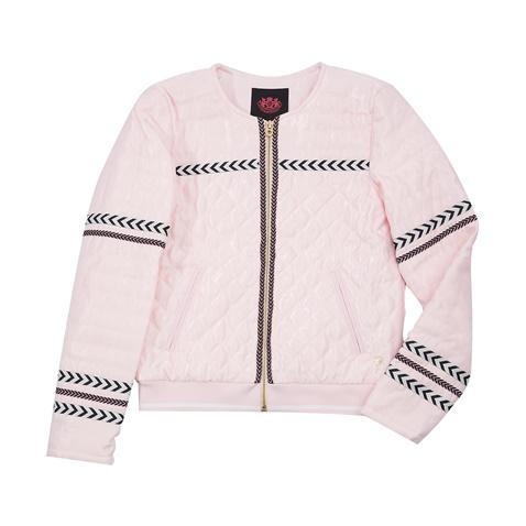 81c31b22ee8 Παιδικό μπουφάν Juicy Couture ροζ - JUICY COUTURE KIDS (1379710) | Factory  Outlet