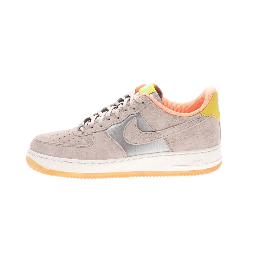 NIKE – Γυναικεία παπούτσια NIKE AIR FORCE 1 '07 γκρι
