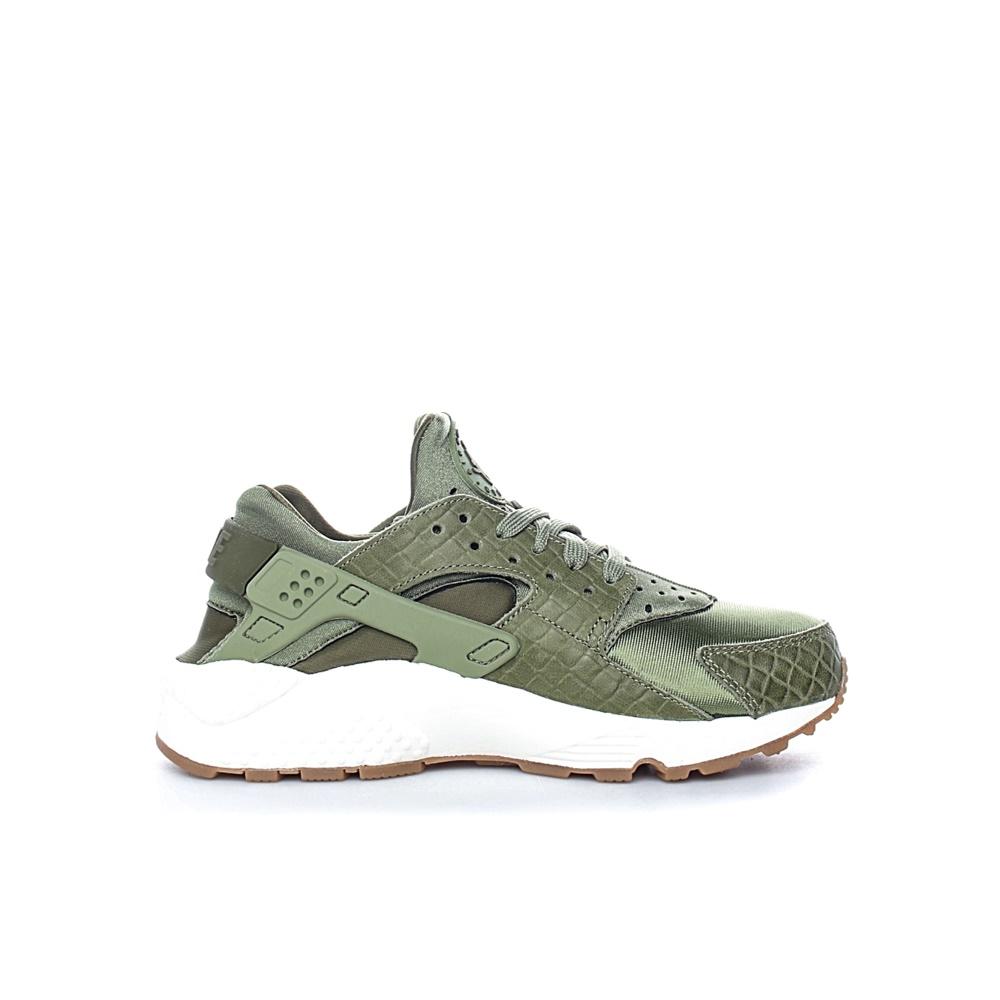 NIKE – Γυναικεία παπούτσια NIKE AIR HUARACHE RUN PREMIUM χακί