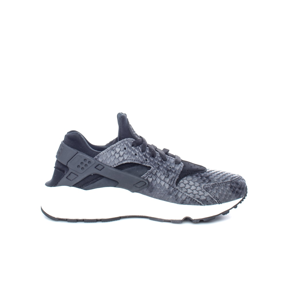 NIKE – Γυναικεία αθλητικά παπούτσια Nike AIR HUARACHE RUN PRM μαύρα-μπλε