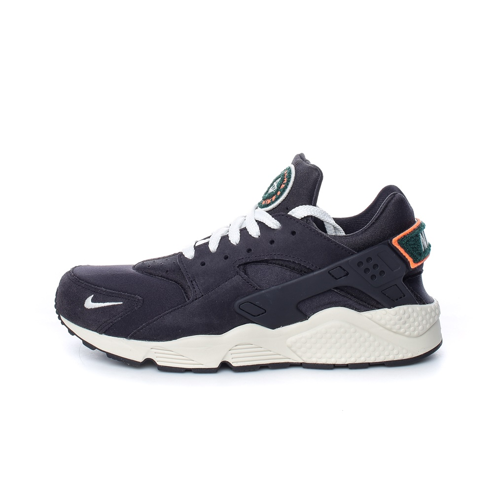d835e8c8a5ea -30% Factory Outlet NIKE – Ανδρικά σουέτ παπούτσια Nike Air Huarache RUN PRM  μπλε