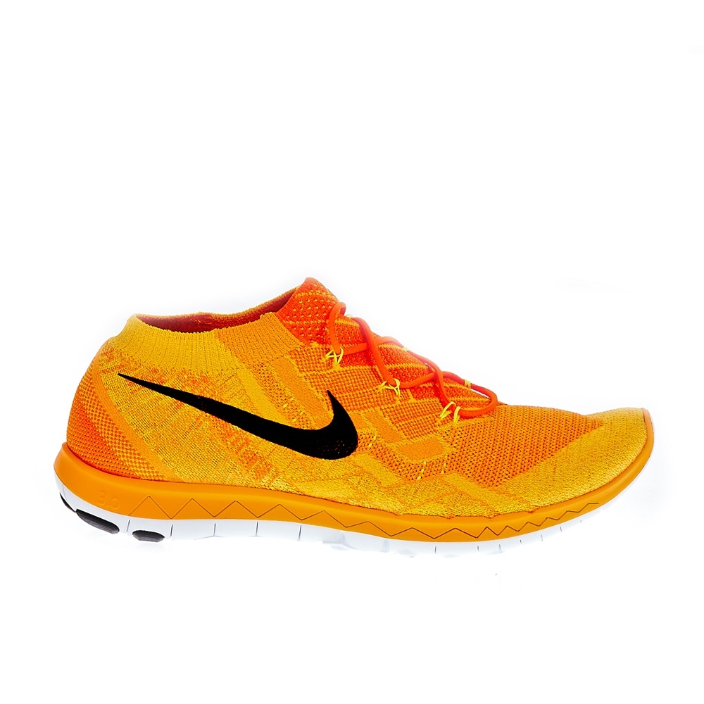 NIKE – Ανδρικά παπούτσια Nike FREE 3.0 FLYKNIT πορτοκαλί