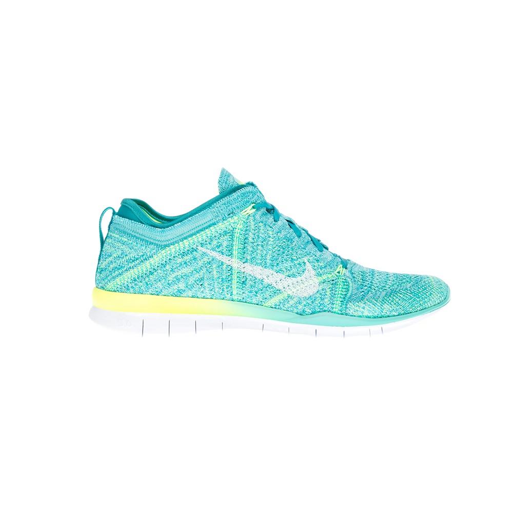 55afa5985c5 NIKE - Γυναικεία αθλητικά παπούτσια NIKE FREE TR FLYKNIT πράσινα ...