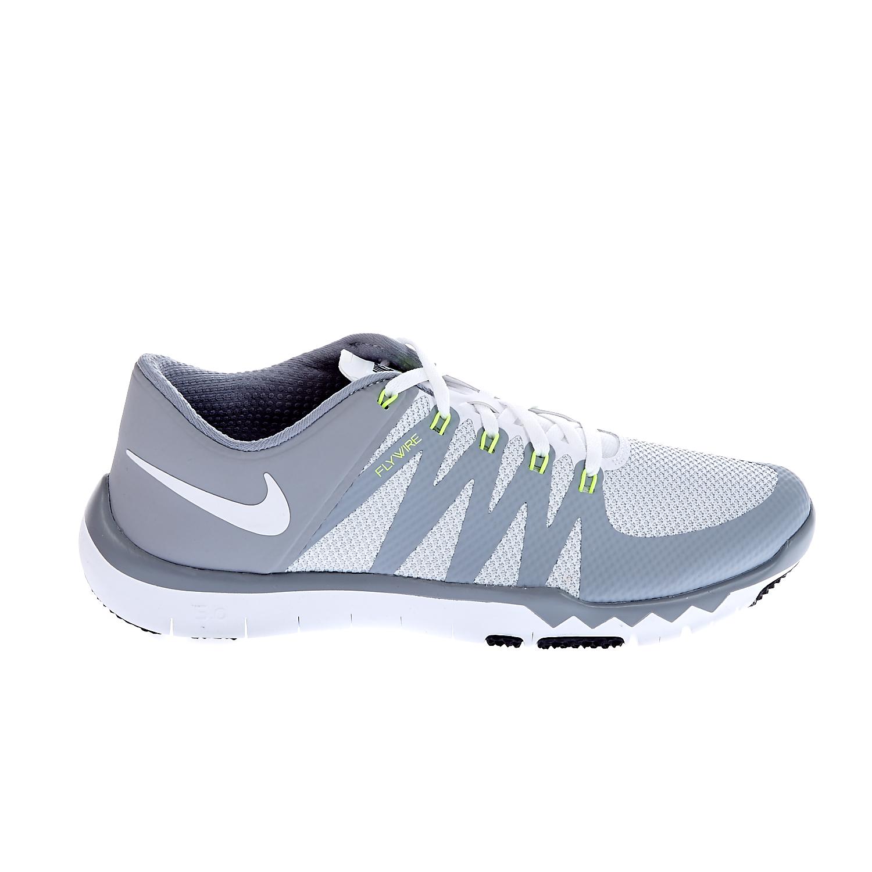 NIKE - Ανδρικά παπούτσια Nike FREE TRAINER 5.0 V6 γκρι-λευκά ... 3af065546f2