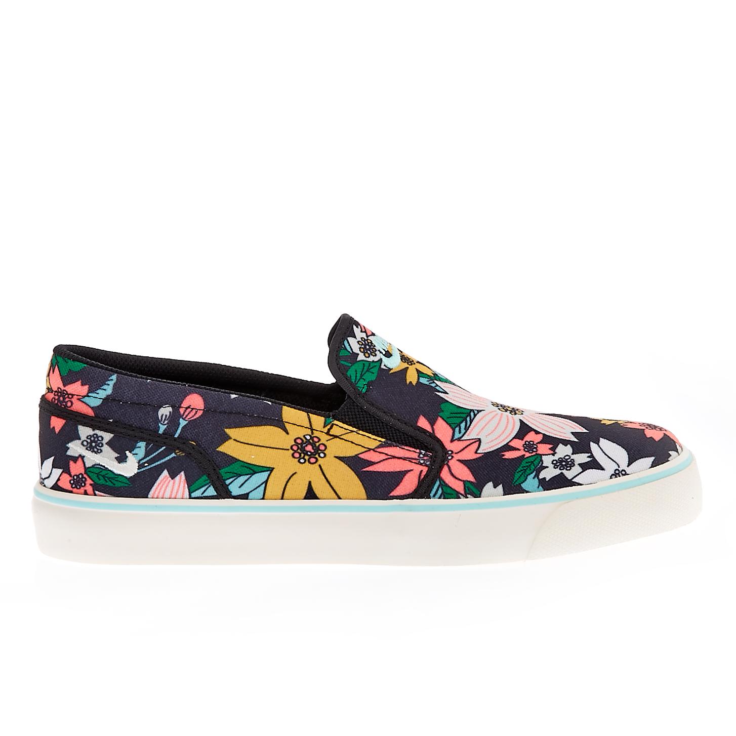 NIKE – Γυναικεία slip-on παπούτσια NIKE φλοράλ