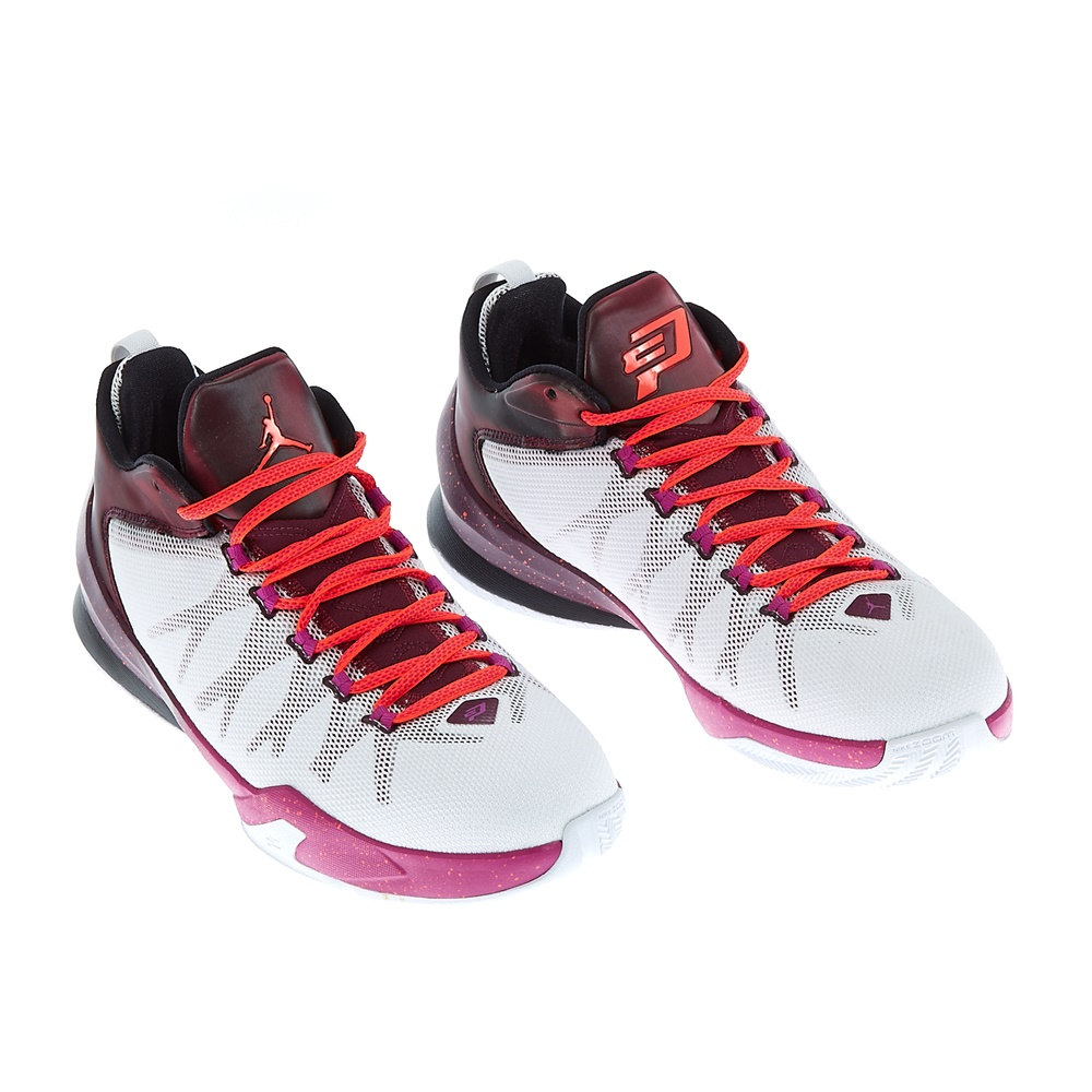 NIKE - Ανδρικά παπούτσια Nike JORDAN CP3.VIII AE λευκά e679ad026c1