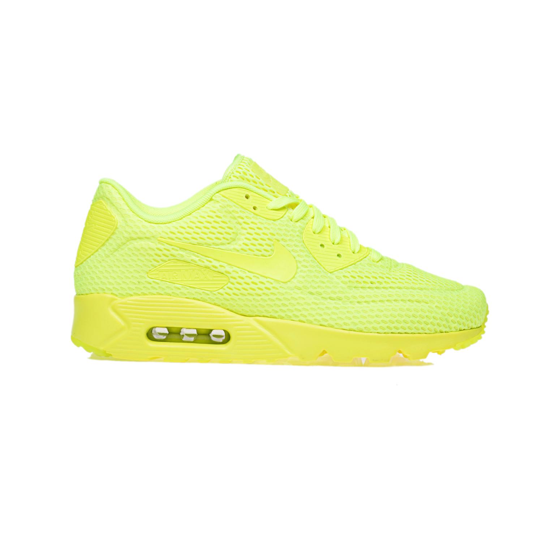 NIKE – Αντρικά παπούτσια NIKE AIR MAX 90 ULTRA BR κίτρινα