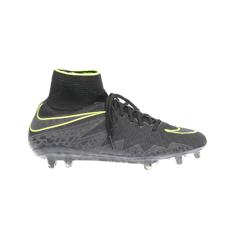 NIKE - Αντρικά αθλητικά παπούτσια NIKE HYPERVENOM PHANTOM II FG μαύρα