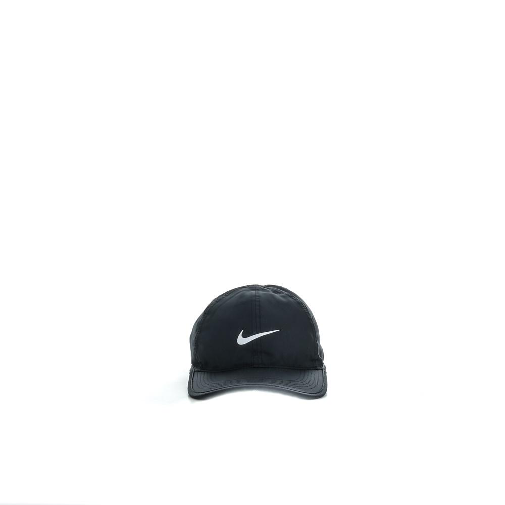 NIKE - Unisex καπέλο Nike AROBILL FTHRLT μαύρο γυναικεία αξεσουάρ καπέλα αθλητικά