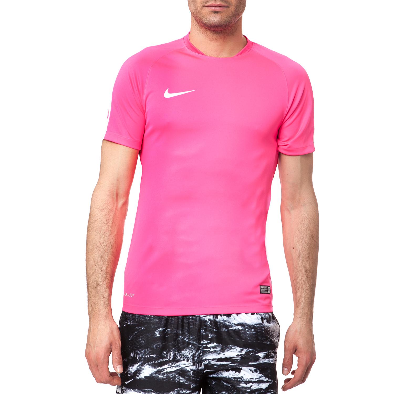 a7e24e96c14 NIKE - Ανδρική μπλούζα Nike FLASH SS TOP ροζ, Ανδρικά αθλητικά t ...