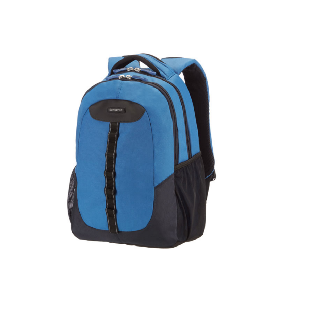 SAMSONITE - Τσάντα πλάτης Samsonite μπλε γυναικεία αξεσουάρ τσάντες σακίδια πλάτης