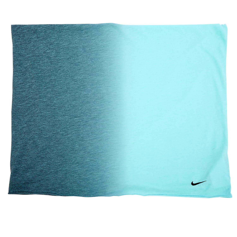 NIKE - Φουλάρι Nike μπλε γυναικεία αξεσουάρ φουλάρια κασκόλ γάντια