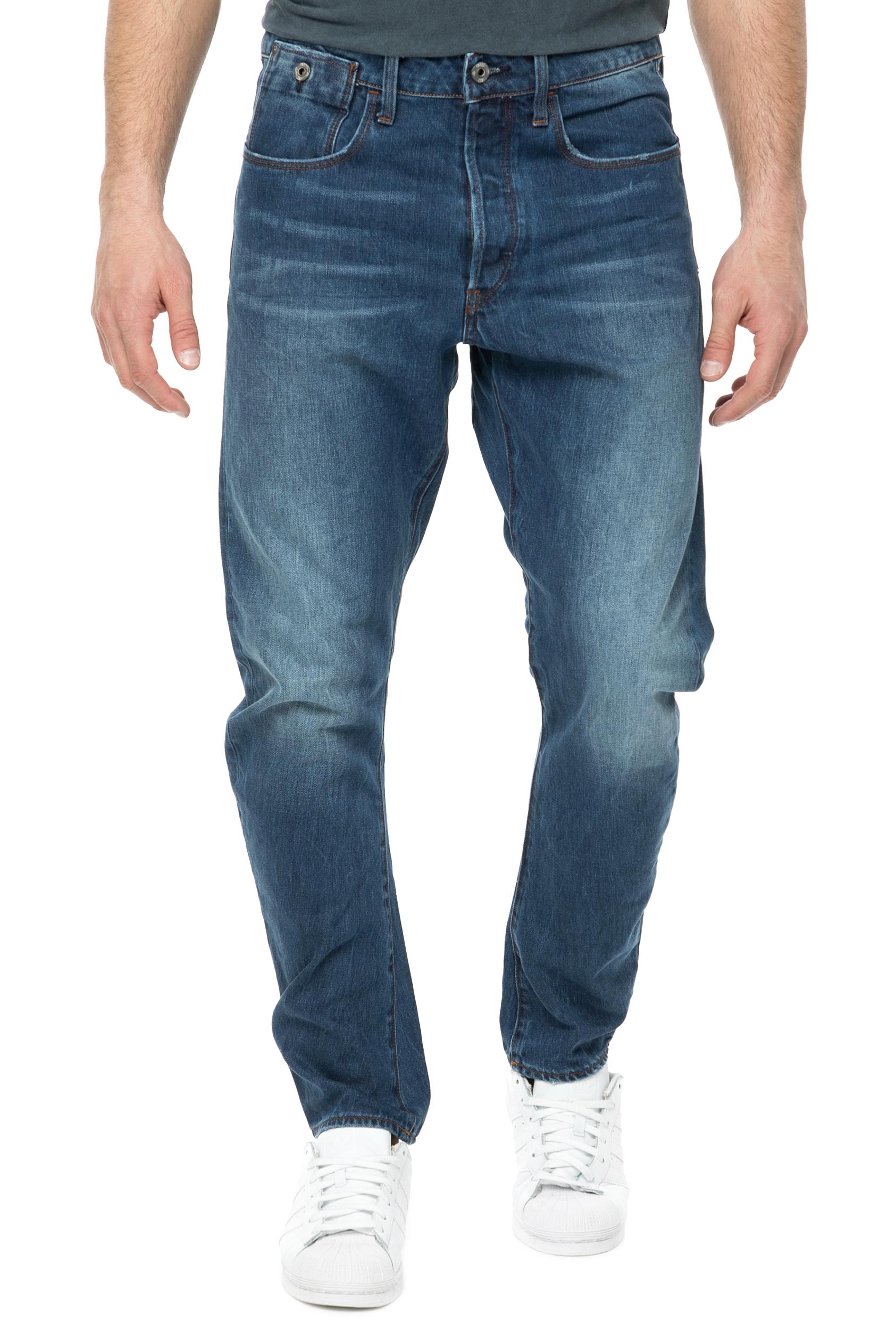 cc2dc040e8c G-STAR RAW - Ανδρικό τζιν παντελόνι G-STAR RAW 3d tapered μπλε