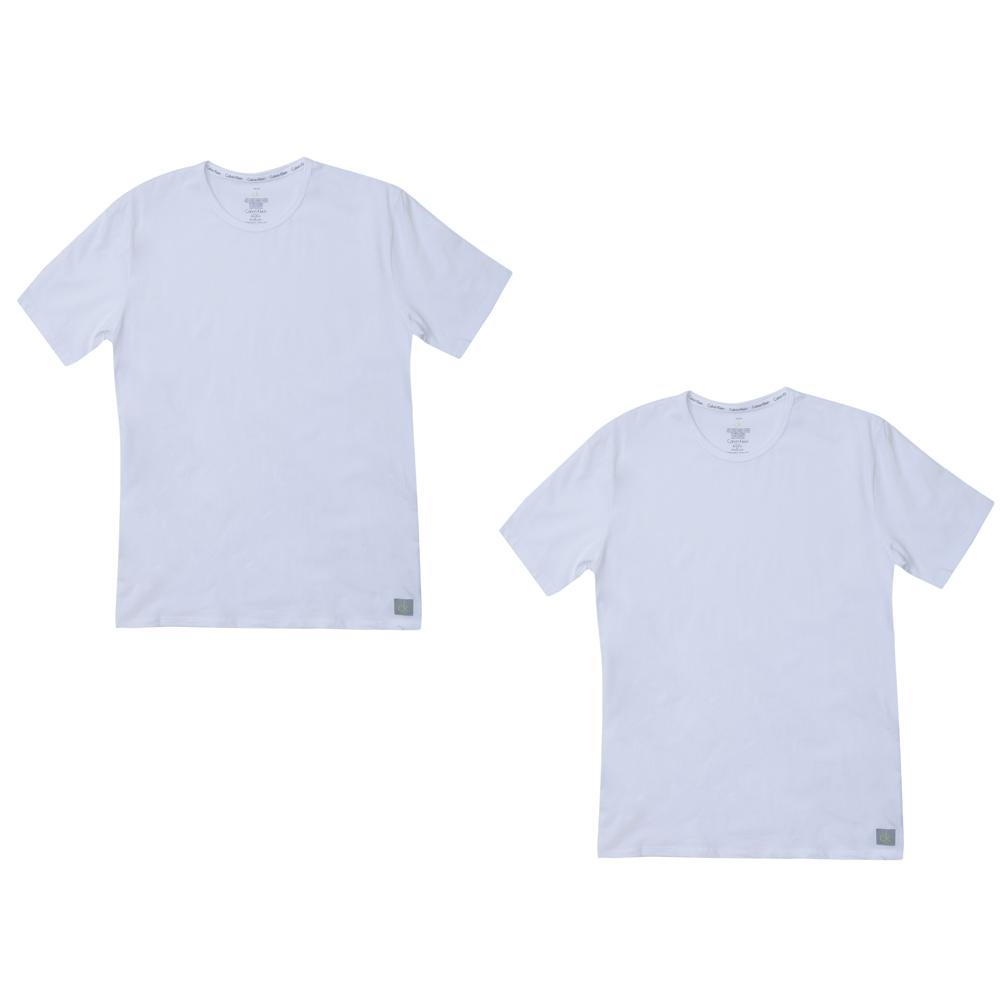 CK UNDERWEAR - Σετ φανέλες Calvin Klein λευκές 541e5f4c541