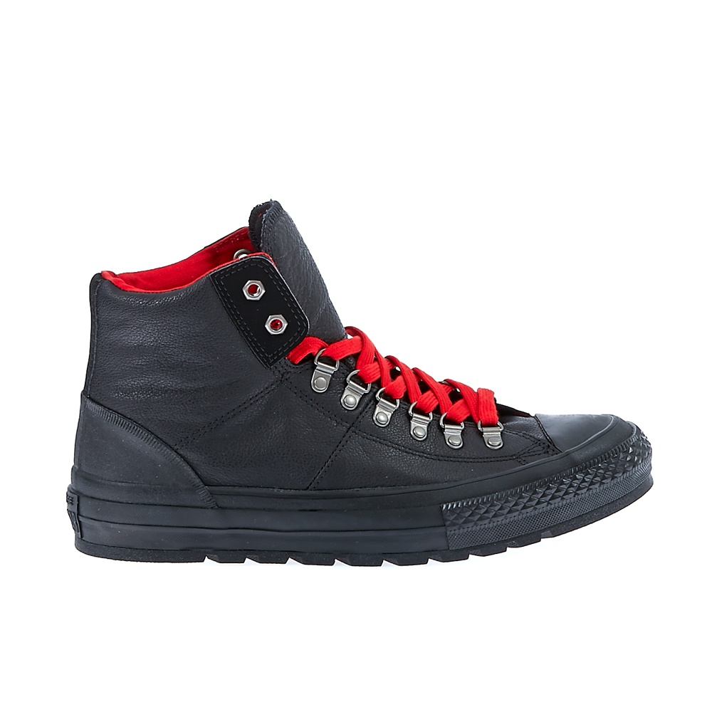 CONVERSE – Unisex παπούτσια Chuck Taylor All Star Street H μαύρα