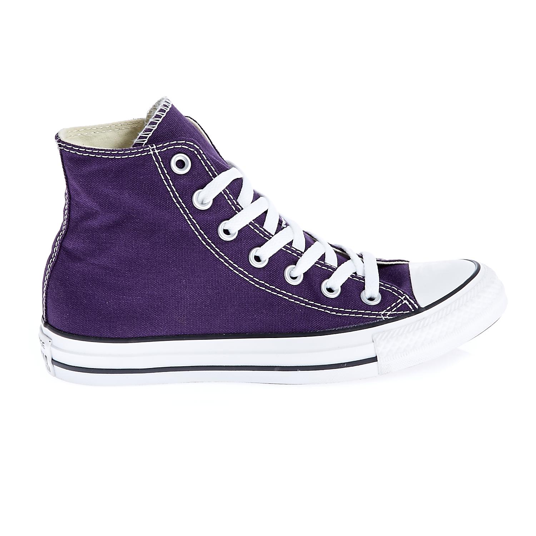 CONVERSE – Unisex παπούτσια Chuck Taylor All Star Hi μωβ