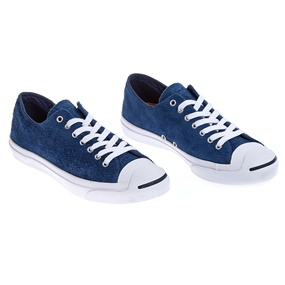 new product 4c59c b0f79 CONVERSE. Ανδρικά παπούτσια Jack Purcell Signature Ox μπλε
