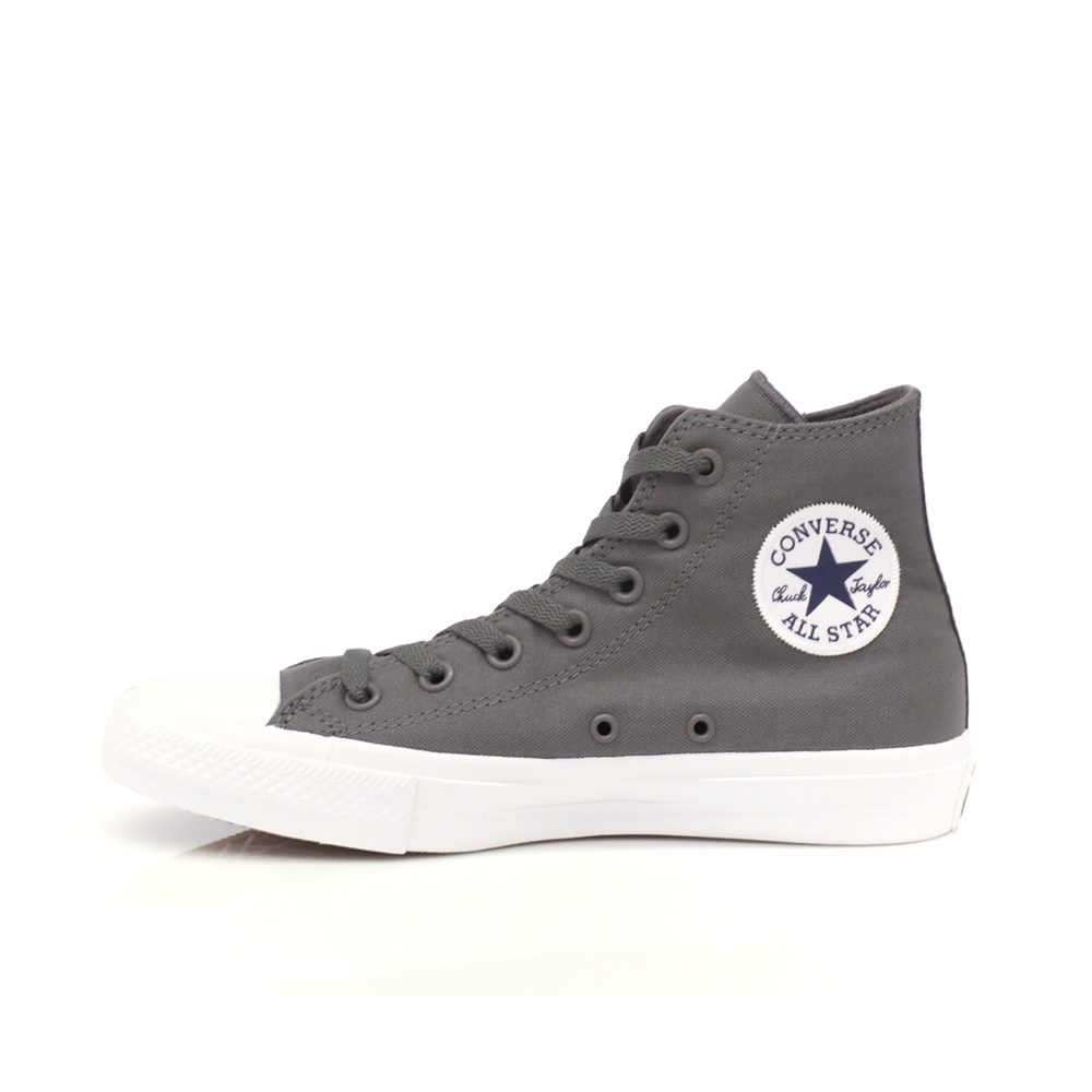 CONVERSE – Unisex παπούτσια Chuck Taylor All Star II Hi γκρι