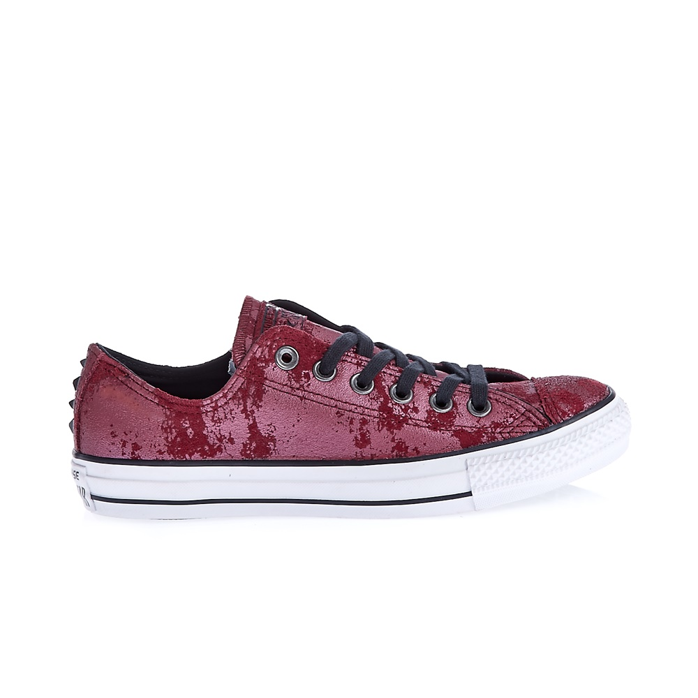CONVERSE – Γυναικεία παπούτσια Chuck Taylor All Star Hardware μπορντώ
