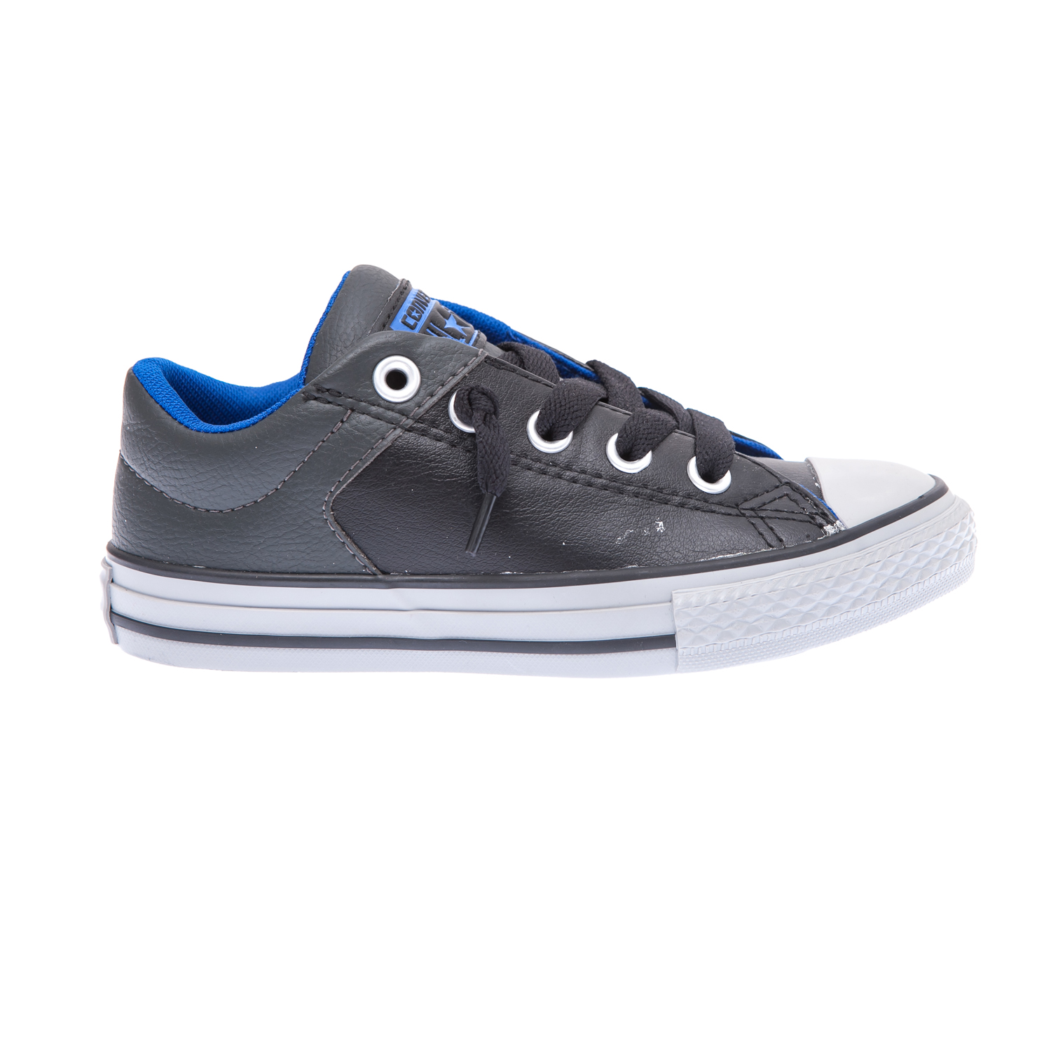 -60% Factory Outlet CONVERSE – Παιδικά παπούτσια Chuck Taylor γκρι 0b45ff52c37