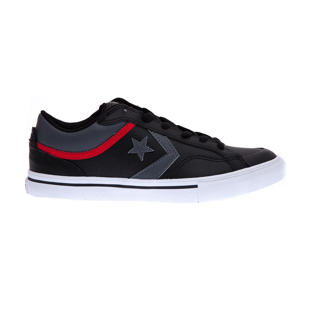 CONVERSE – Παιδικά παπούτσια Pro Blaze Strap Ox μαύρα