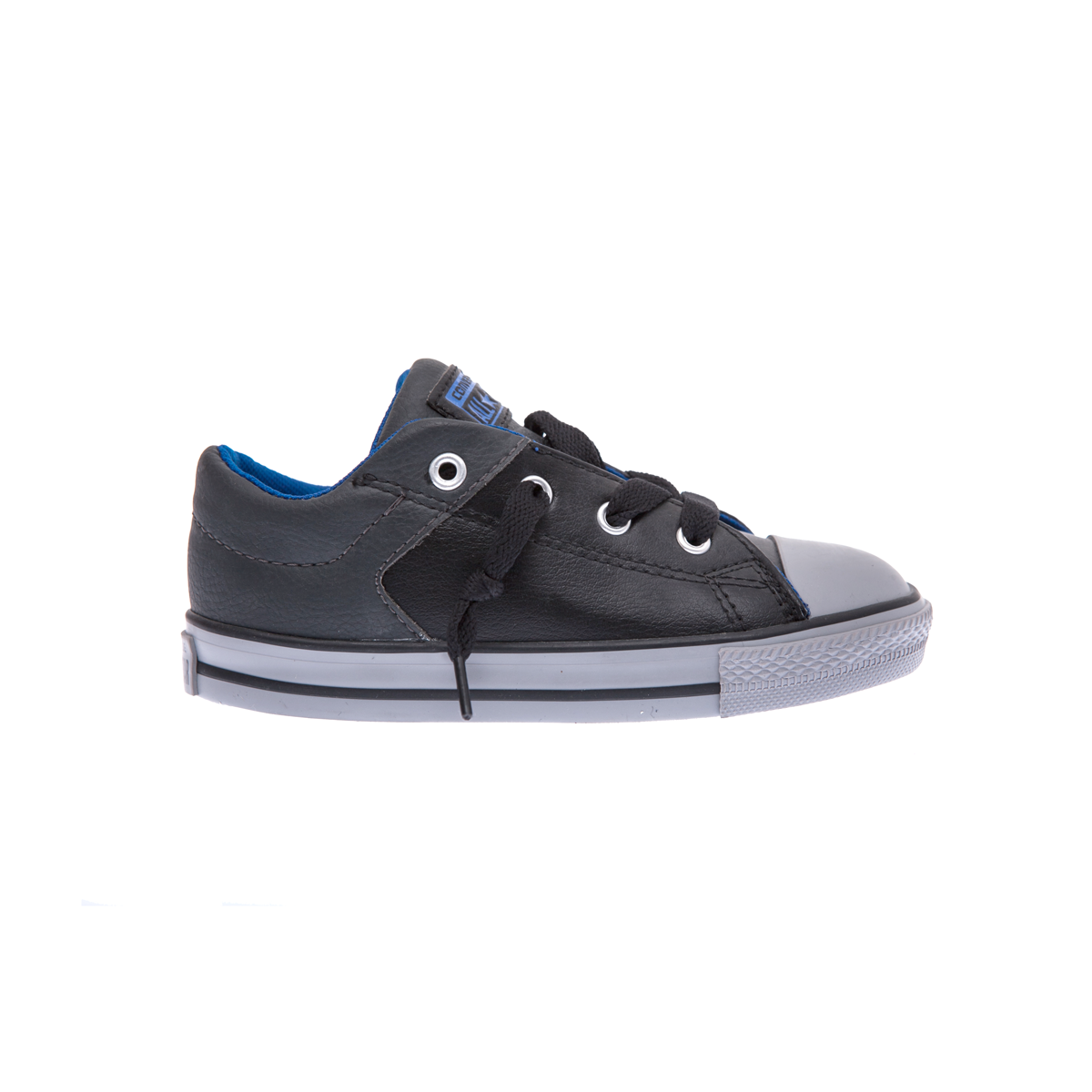 CONVERSE – Βρεφικά παπούτσια Chuck Taylor All Star High Str γκρι